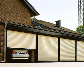 Преимущества гаражных роллетных ворот