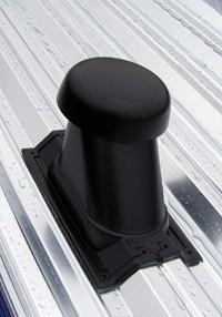 Выход D110/200 (профнастил HC-35 МеталлПрофиль)