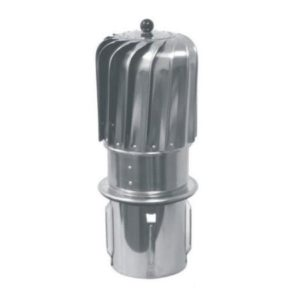 Ротационная дымоходная турбина «Тюльпан»
