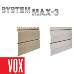 Сайдинг MAX-3