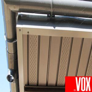 Система подшивки крыши VOX