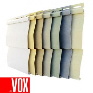 Сайдинг виниловый VOX