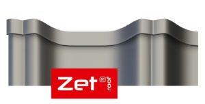 Модульная металлочерепица Zet Roof
